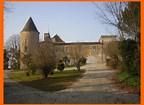 Chateau de Malromé à St André du Bois