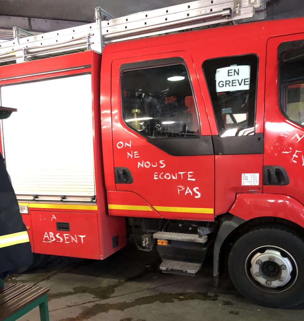 pompiers bordeaux