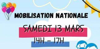 Mobilisation nationale 3 mars 2021